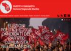 partito comunista marche
