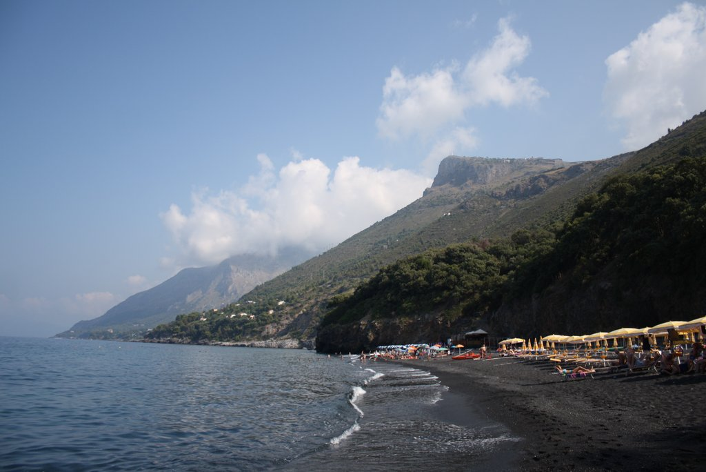 Maratea, Spiaggia Nera