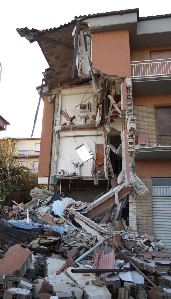 terremoto sanseverino