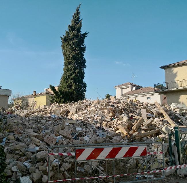 abbandono post terremoto