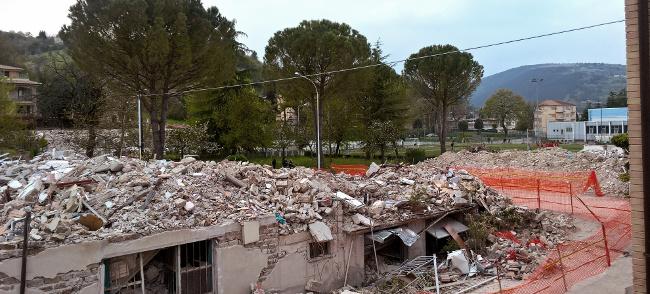 terremoto san severino marche