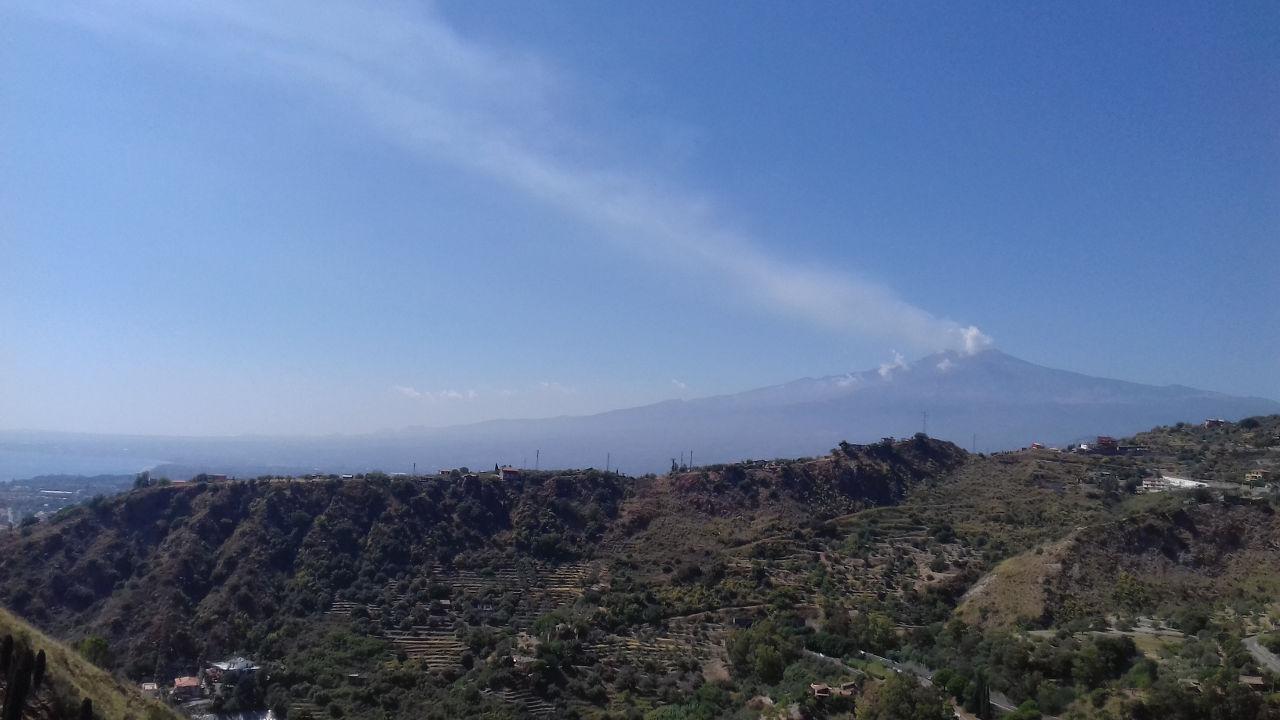 Etna, Sicilia